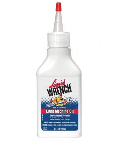4 oz. Liquid Wrench Super Oil