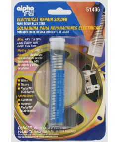 Rosin Core Solder & Dispenser