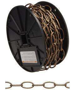 Decorator Chain, NO 10, 35 lb (Sold Per Foot)