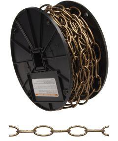 Decorator Chain, NO 10, 35 lb, White (Sold Per Foot)