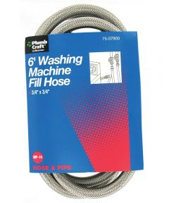 6 ft. Washing Machine Fill Hose