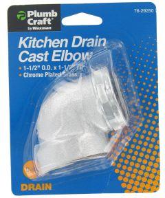 Kitchen Drain Cast Elbow