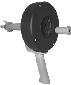 1/4 in. x 25 ft. Power Drain Clearing Drum Auger