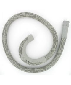 5 ft. Washing Machine Discharge, Fits 1 in. to 1-1/8 in. and 1-1/4 in. Drain Outlets