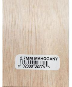 Plywood, Mahogany T2 1/8x4x8