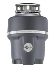 InSinkErator Evolution Compact Garbage Disposal, 3/4 HP