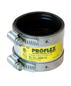 2 in. ProFlex Shielded Specialty Couplings