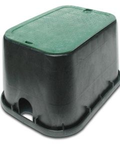 12 in. Standard Series Rectangular Valve Box