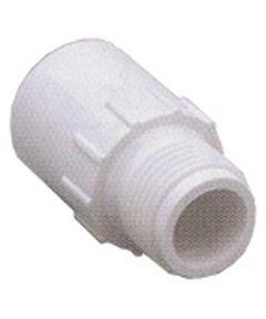 3/4 in. MHT x 3/4 in. Slip Plastic Hose-To-Pipe Fittings