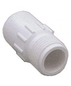 3/4 in. MHT x 1/2 in. Slip Plastic Hose-To-Pipe Fittings