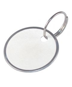 1-1/4 in. Paper Tag with Ring