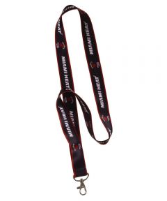 NBA Heat Lanyard