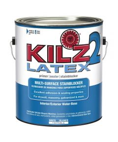 1 Gallon White Latex Primer/Sealer/Stainblocker