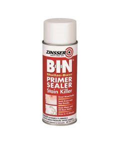 13 oz. Spray Zinsser B-I-N Shellac-Base White Primer