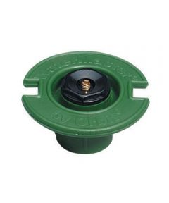 Half Circle Plastic Flush With Plastic Nozzle