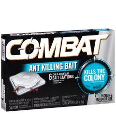 Combat Ant Control, 6 Count