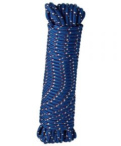 3/8 in. x 100 ft. Diamond Braid Polypropylene Rope Assorted Colors