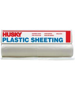 10 ft. x 100 ft. 4 ML Polyethylene Opaque Plastic Sheeting