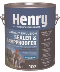 1 Gallon Asphalt Emulsion Sealer & Dampproofer