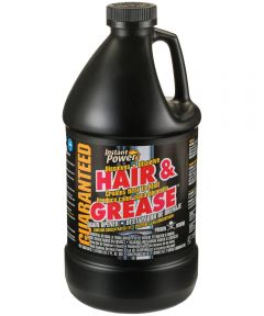 Instant Power Hair and Grease Drain Opener, 2 l, Liquid