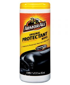 Armor All Protectant Wipes, 25 Count