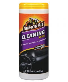 Armor All Cleaning Wipes, 25 Count