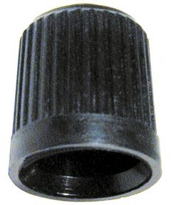 Plastic Dome Tire Valve Caps 4 Count