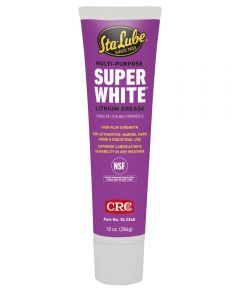 10 oz. Multi Purpose Super White Lithium Grease