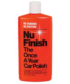 16 oz. Nu Finish The Once A Year Car Polish