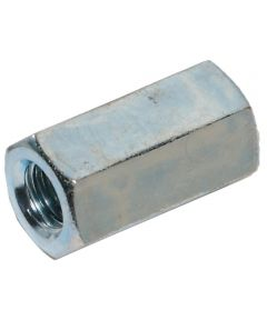 Deep Drawer Zinc Coupling Nut (1/4-20)