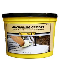 10 lb. Anchoring Cement