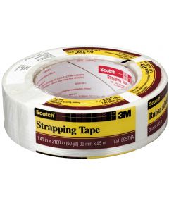 1-1/2 in. x 60 Yards Scotch Strapping Tape