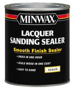 1 Quart Lacquer Sanding Sealer