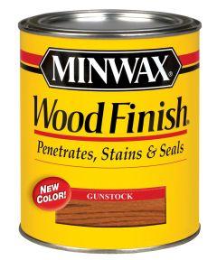 1 Quart Gunstock Wood Finish Interior Wood Stain