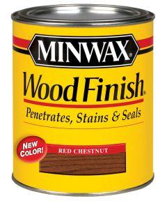 1 Quart Red Chestnut  Wood Finish Interior Wood Stain