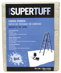 4 ft. x 15 ft. 8 oz. SuperTuff Heavyweight Canvas Runner