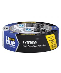 ScotchBlue 1.41 in. x 45 yd. Exterior Painter's Tape
