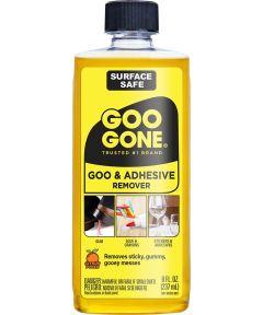 Goo Gone Multi-Purpose Cleaner, 8 oz Bottle, Yellow Liquid