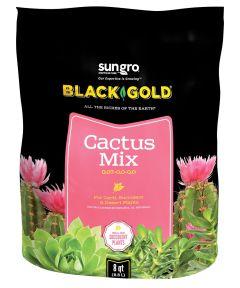 Black Gold 8 Quart Cactus Mix 0.07-0.0-0.0