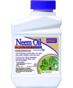 Concentrated Neem Oil, 1 Pint