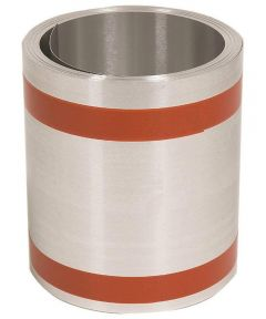 Roll Valley Galvanized Steel Flashing 10 in. x 10 ft.