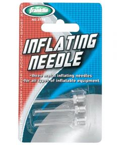 Metal Inflating Needles 3 Count