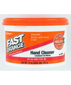 Fast Orange Hand Cleaner Cream with Pumice, 14 oz.