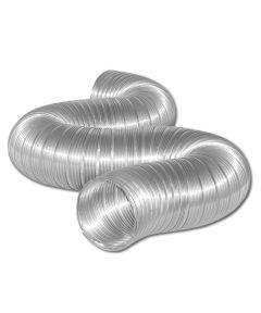 6 in. x 8 ft. Semi Rigid Aluminum Ducting