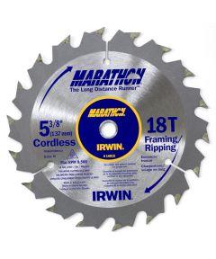 5-3/8 in. 18T Marathon Cordless Circular