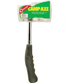 Camp Axe, 13 in OAL, Forged Steel, Non-Slip Grip