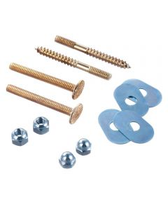 Toilet Bolt & Screw Set