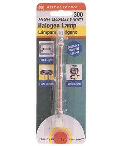 Feit Electric 100 Watt Double Ended T3 Halogen Quartz Light Bulbs
