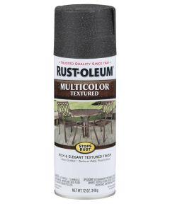 Stops Rust MultiColor Textured Spray, 12 oz Spray Paint, Aged Iron