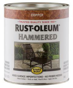 Stops Rust Hammered, Quart, Copper